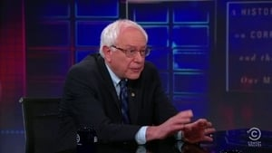The Daily Show with Trevor Noah Season 16 : Bernie Sanders