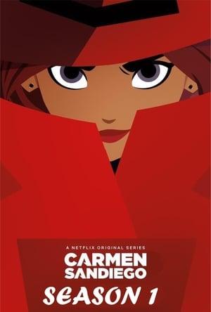Carmen Sandiego Season 1
