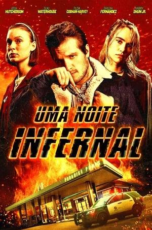 Uma Noite Infernal Torrent, Download, movie, filme, poster