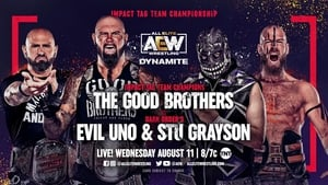 Watch S3E32 - All Elite Wrestling: Dynamite Online