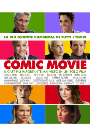 Movie 43 film posters