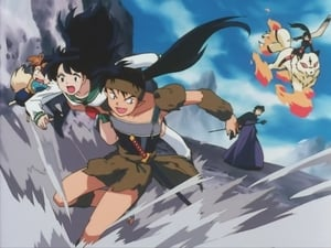 Kagome Kidnapped by Koga, the Wolf-Demon