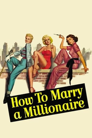 How To Marry A Millionaire film posters
