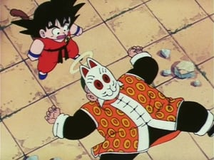 Dragon Ball Season 1 :Episode 75  The Strong Ones