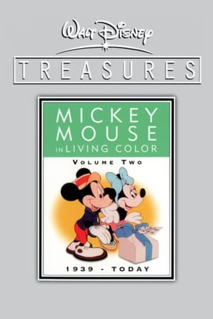 Image Walt Disney Treasures - Mickey Mouse in Living Color, Volume Two