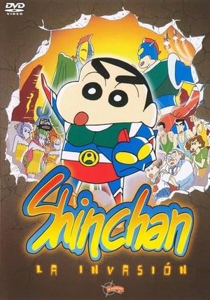 Shin Chan: La invasión