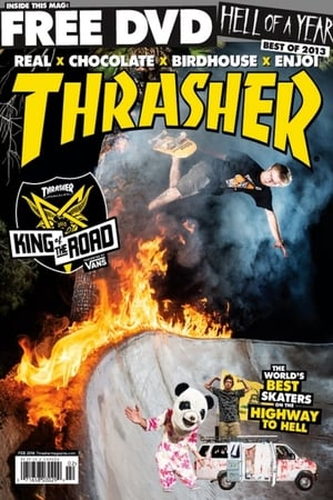 Image Thrasher - King of the Road 2013