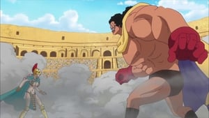 Law Dies! Luffy's Raging Onslaught!