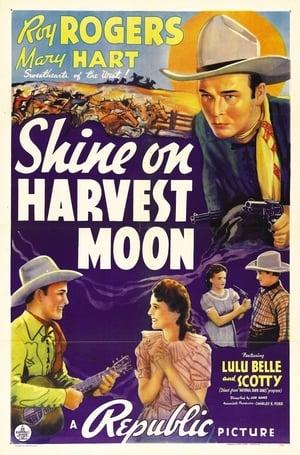 Poster Shine On Harvest Moon