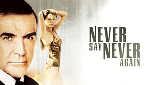 poster Never Say Never Again