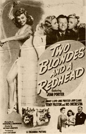 Watch Two Blondes and a Redhead online