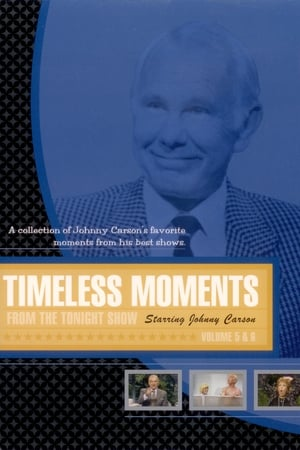 Image Timeless Moments from The Tonight Show Starring Johnny Carson - Volume 5 & 6
