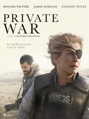Film Private War streaming VF gratuit complet