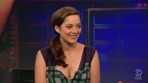 The Daily Show with Trevor Noah Season 16 : Marion Cotillard