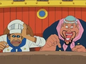 One Piece Season 1 : The Deadly Foot Technique Bursts Forth! Sanji vs. The Invincible Pearl!