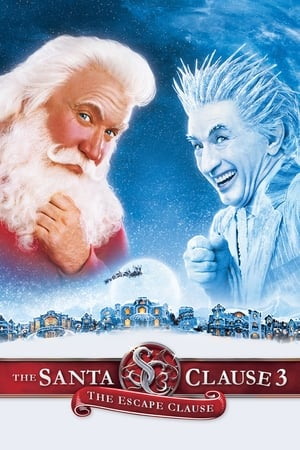 The Santa Clause 3: The Escape Clause (2006) is one of the best movies like The Polar Express (2004)