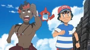 Pokémon Season 22 :Episode 15  Run, Heroes, Run!