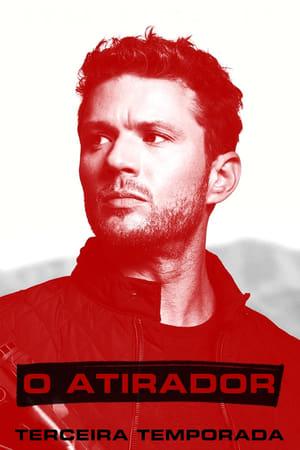 O Atirador 3ª Temporada Torrent, Download, movie, filme, poster
