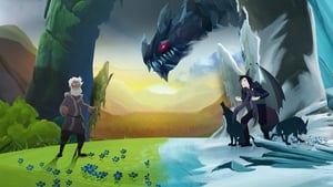 فيلم Ice Dragon Legend of the Blue Daisies 2018 مترجم