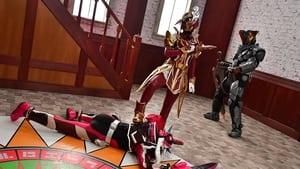 Kamen Rider Season 31 :Episode 25  Shrouded in Smoke, the Crimson Assassin