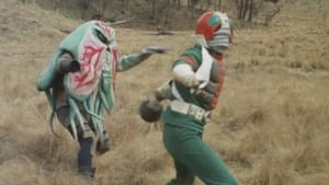 Kamen Rider Season 2 :Episode 6  Enter, Hammer-Jellyfish! V3 Unleash Your Killing Technique!!