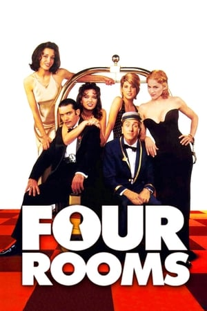 Four Rooms (1995) is one of the best movies like Life Of Brian (1979)
