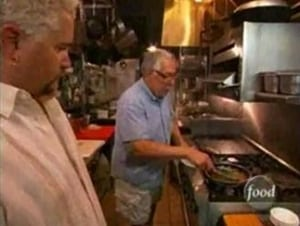 Diners, Drive-Ins and Dives: 4×5