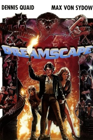 Dreamscape (1984) is one of the best Movies About Deja Vu