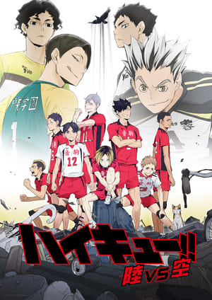 Haikyuu!!: Riku vs Kuu Watch online stream