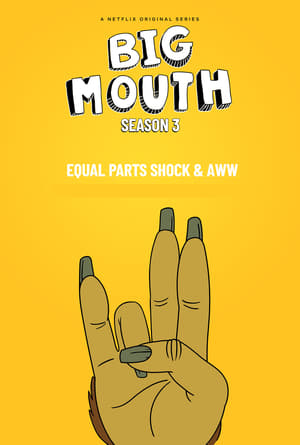 Baixar Big Mouth 3ª Temporada (2019) Dublado via Torrent