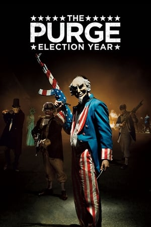 The Purge: Election Year-Mykelti Williamson