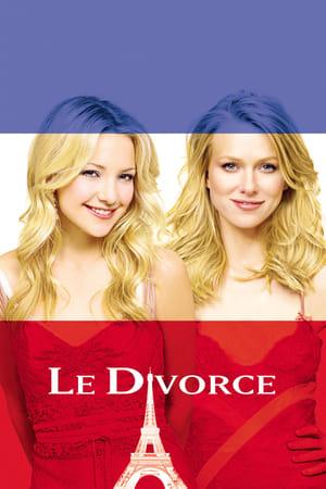 Poster Le Divorce (2003)