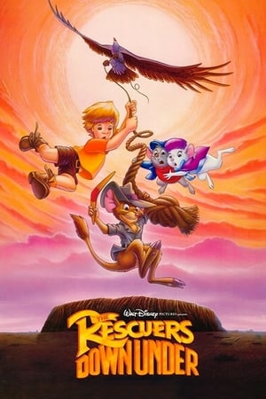 The Rescuers Down Under (1990) is one of the best movies like Tarzan (1999)