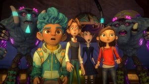 Online Perdidos en Oz Temporada 1 Episodio 10 ver episodio online ¡Buena suerte, chavalines!