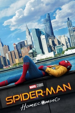 Filmposter Spider-Man: Homecoming