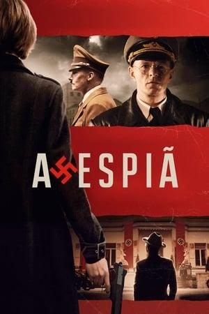 A Espiã - Poster
