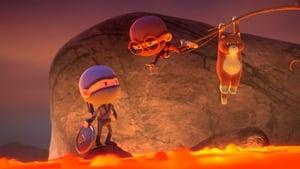 Hello Ninja Season 1 :Episode 2  Lava Leap