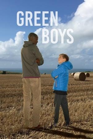 Poster Green boys (2019)
