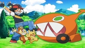 Pokémon Season 12 :Episode 1  Get Your Rotom Running!