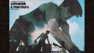 Polish movie from 1977: Man of Marble