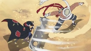 The Eight-Tails vs. Sasuke
