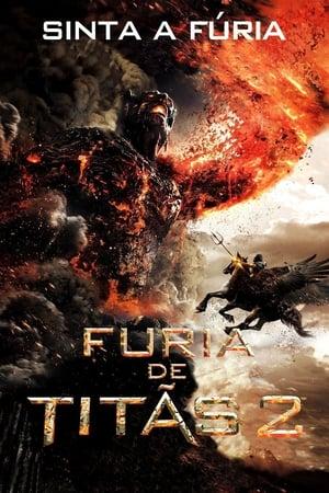 Fúria de Titãs 2 - Poster