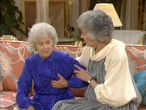 The Golden Girls Season 1 Episode 10