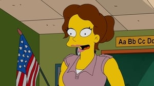 Episodio HD Online Los Simpson Temporada 27 E11 Teenage Mutant Milk-Caused Hurdles