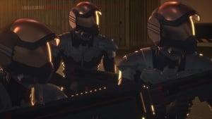 Ultraman: 1×9