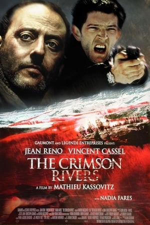 Poster The Crimson Rivers (2000)