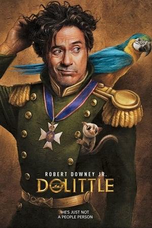 poster Dolittle