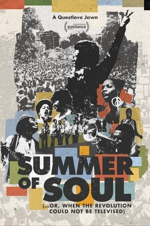 Summer of Soul (...or, When the Revolution Could Not Be Televised)