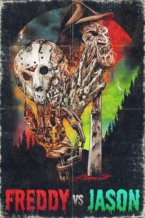 poster Freddy vs. Jason