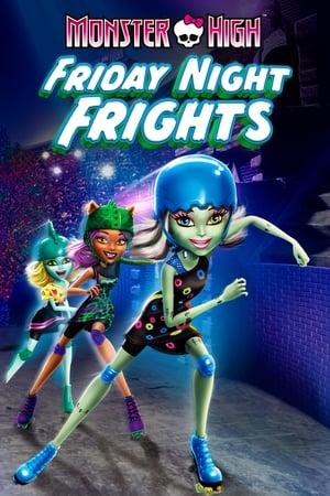 Monster High: Friday Night Frights (2013) online μεταγλωτισμένο